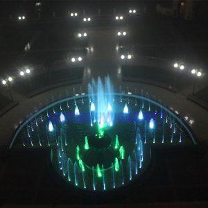 Đèn Led chiếu sáng dưới nước 9w 2