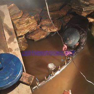 Đèn Led cho đài phun nước 12W 1