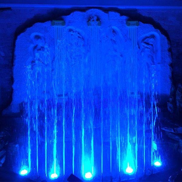Đèn Led cho đài phun nước 12W 2