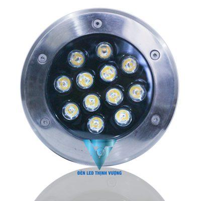 Đèn âm đất 12w/24VAC đơn sắc