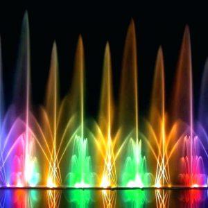 Đèn âm nước