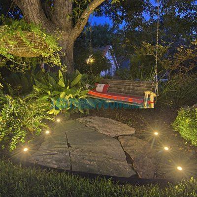 Đèn chiếu sáng sân vườn 9w 1
