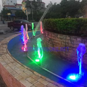 Đèn Led âm dưới nước 24W 2