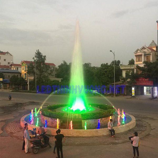 Đèn Led âm nước 9w 2
