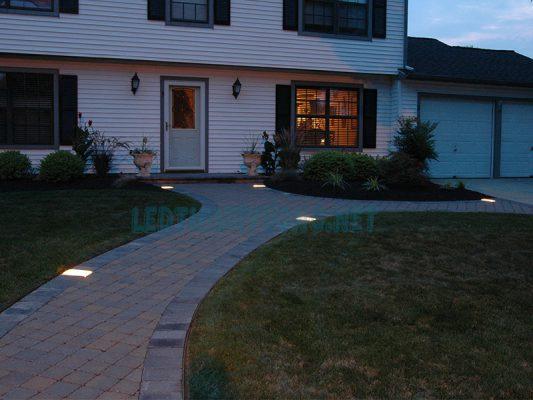 Đèn Led sân vườn 3W 2