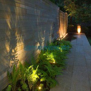 Đèn Led sân vườn 6w 1