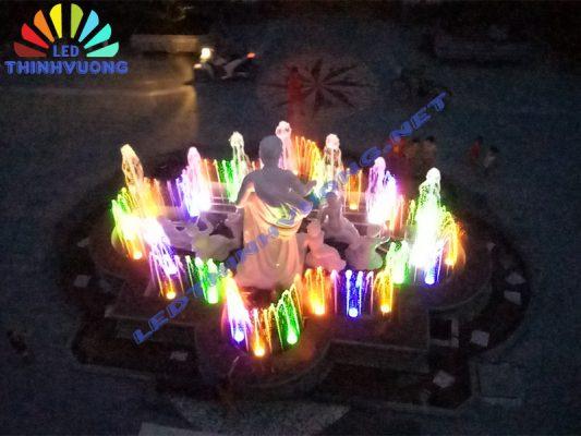 Đèn trang trí đài phun nước