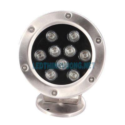 Đèn âm nước 9W giá rẻ 1