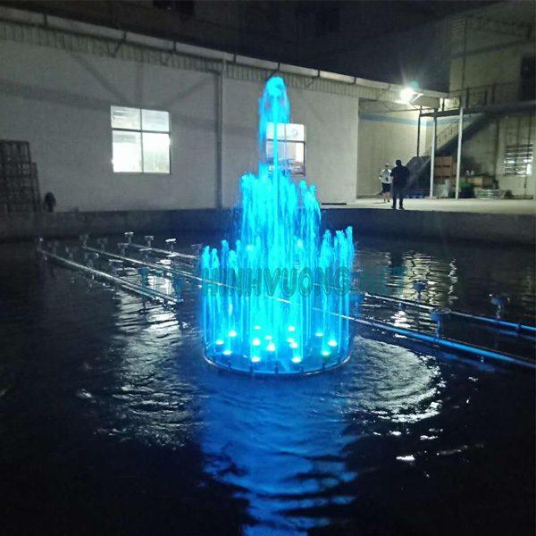 Đèn chiếu sáng đài phun nước 2