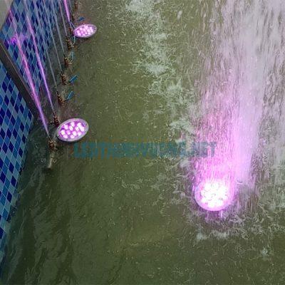 Đèn Led âm nước giá rẻ 12