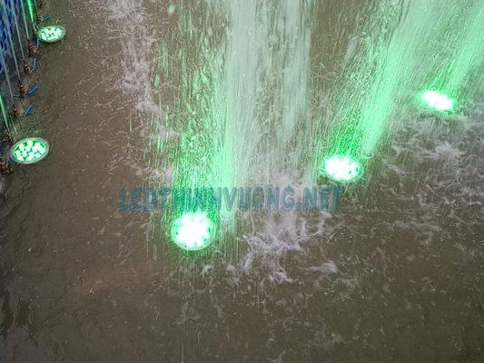 Đèn Led chìm nước cho đài phun nước 4