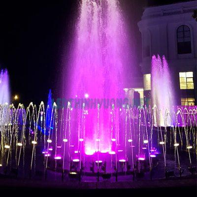 Đèn Led cho đài phun nước 12