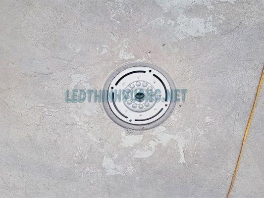 Đèn Led đài phun nước 4