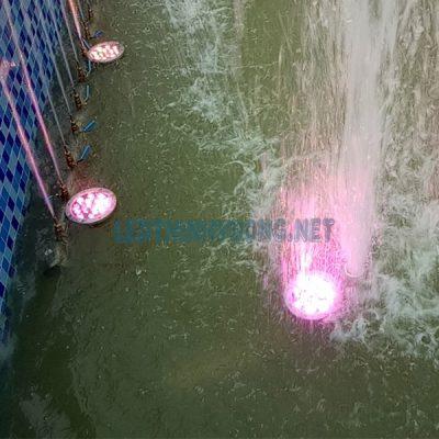 Đèn Led đài phun nước 5