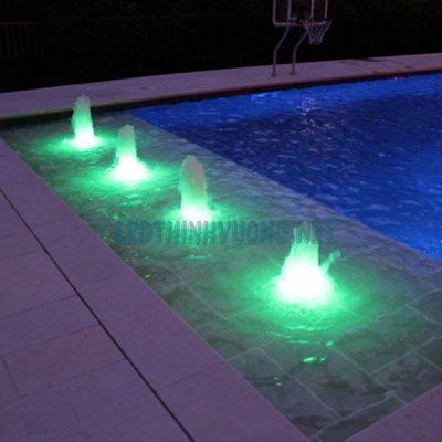 Đèn Led trang trí dưới nước 4