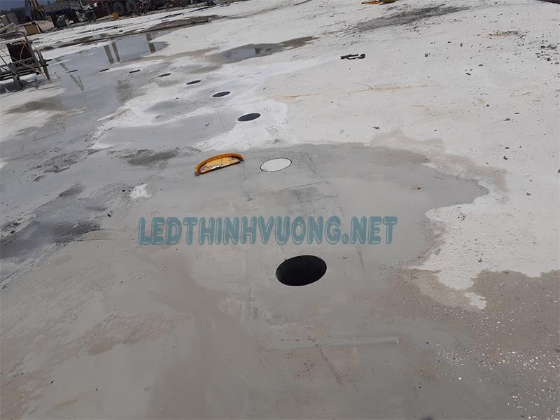 Đèn Led lắp cho vòi phun nước 1