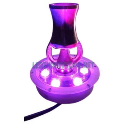 Đèn Led âm nước bánh xe 3