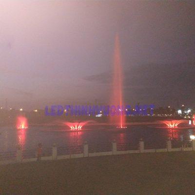 Đèn Led âm nước sản xuất tại Led Thịnh Vượng 1