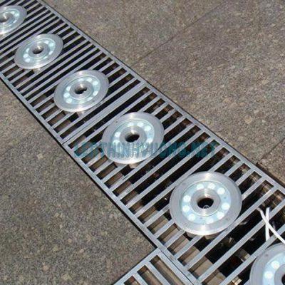 Đèn Led cho sàn phun nước 1