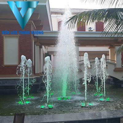 Đèn chìm nước lắp cho hội người cao tuổi Bắc Ninh 2