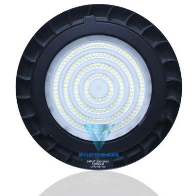 Đèn Led Highbay UFO chiếu sáng nhà xưởng