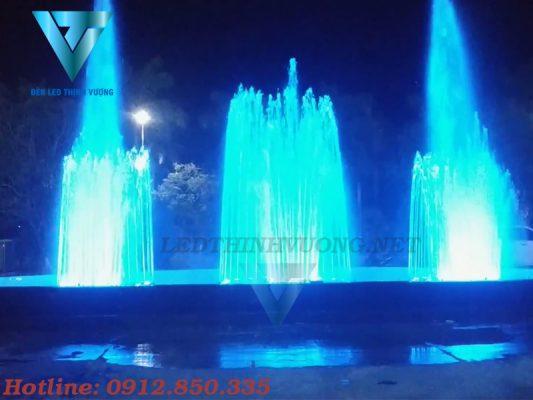Đèn chìm nước dự án vicem Hoàng Mai Nghệ An