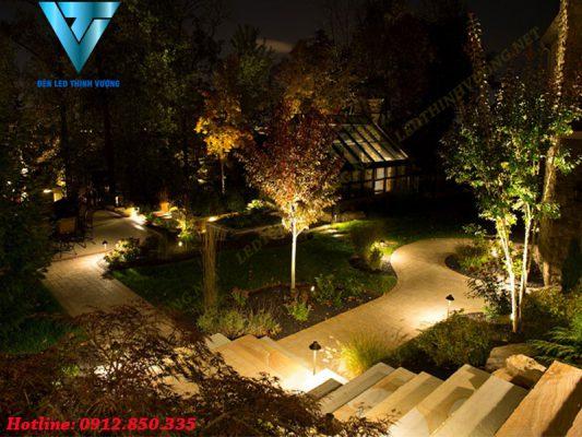 Tip 5 tiêu chuẩn quan trọng khi chọn đèn led trang trí ngoài trời