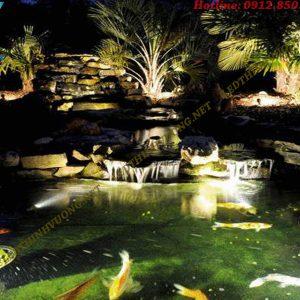 Top 3 đèn âm nước bể cá phù hợp nhất hiện nay